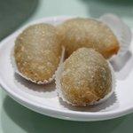 Salty Pastry (鹹水角)