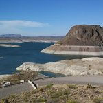 Nearby Elephant Butte Lake