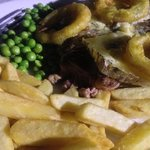 t bone steak meal £19