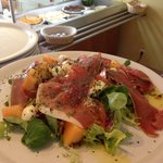 la salade du chef