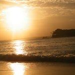 Por do Sol na Praia de Tibau do Sul
