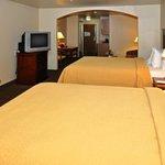 Two Queen room Suite