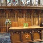 Altar inside Cathedral