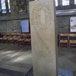 Commemorative stone for the children