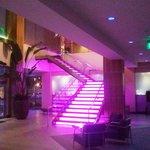 Foyer/reception.