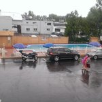 Closed parking lot pool 2