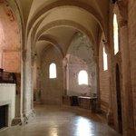 Particolare dell'abside