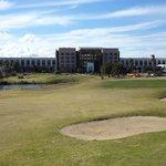 Vista desde la cancha de golf