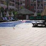 piscine du 5 ème étage (pataugeoire)