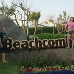 Summer at the Beachcomber