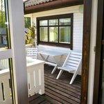 Apartment's balcony