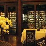indoors restaurant