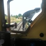 Cab view from No.72