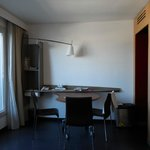 Dining area of apartment