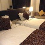Solaris Hotel Kuta Foto