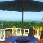 patio at ocean sound