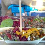 LOVE the quinoa