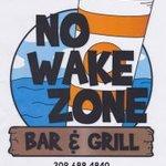 No Wake Zone Bar and Grill