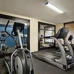 24 Hour Fitness Room