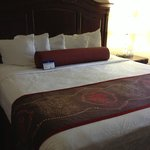 great night's sleep in a comfortable king size bed