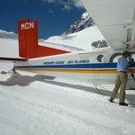 Mount Cook Ski Plane