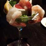 Jumbo Shrimp Cocktail appetizer