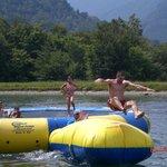 Rumrunners Aqua jump