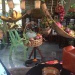 Hanging Garden of joy... & STRONG coffee