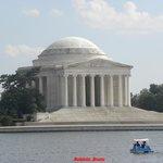 Vista del Jefferson Memorial