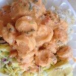 Aloha Shrimp Scampi
