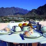 Terraza Salón Desayunos