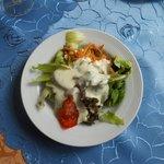 Zu jedem Essen 1 Salat