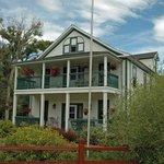 L'hôtel Elk Mountain Lodge