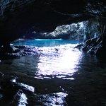 la grotta segreta: impredibile!