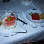 puddings small but yummy!