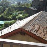 vistas al tejado del vecino