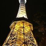Prague's Eiffel's tower