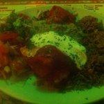 Beef Chimichanga