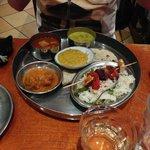 Indian Tahli Platter