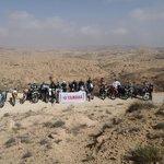 foto di gruppo nella valle di Matmata