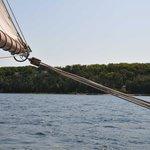 Edith M. Becker, Schooner - tall boat