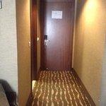 entrée chambre double
