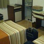 Apartamento que me hospedei.