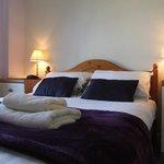 En suite room with view of Skiddaw
