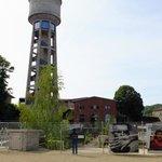 Waassertuerm + Pomhouse