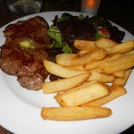 Steak et frites maison