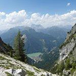 Lago di Alleghe dal Coldai