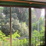 Side window view