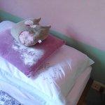 Chambre double, La Pineta