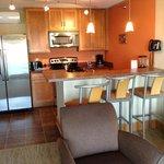 Kitchen in 304